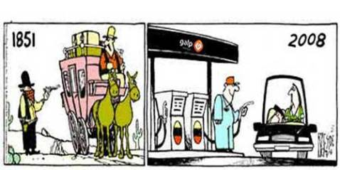Robo en la gasolinera