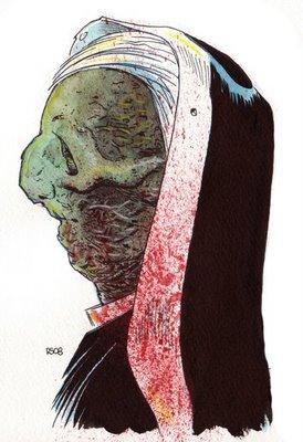 Monja Zombie