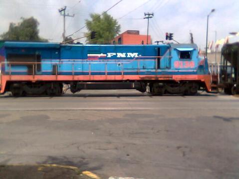 FNM Ferrocarriles Nacionales